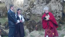 A Pagan wedding