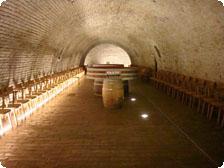 Belje Cellar - Dates back to 1536