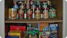Ahh, Organized kitchen cabinets