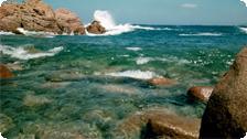 Tinnari Beach, Sardinia