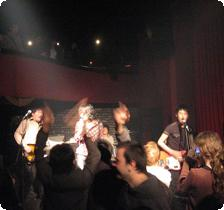 Beijing post-punk show at D-22