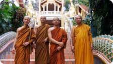 Monks Doi Suthep
