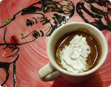 ACKC hot chocolate