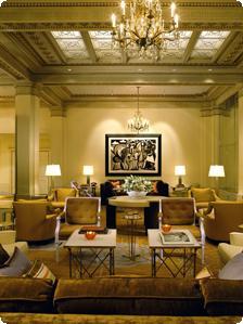 Art Decco Lobby