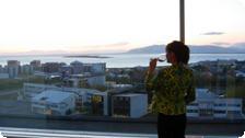 Midnight in Rekjavik