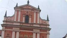 This church wins the pink award.
