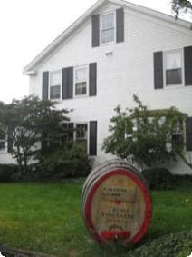 An afternnon at Truro Vineyards
