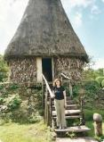 Traditional Fiji Hut