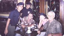Coffee with friends, Manila