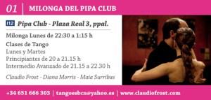 Milonga Pipa Club