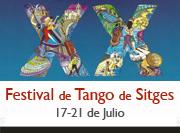 Anuncio Festival de Tango de Sitges - Barcelona