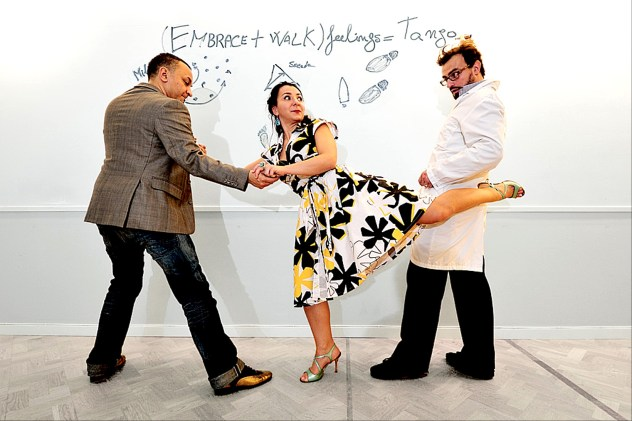 tango ekvation