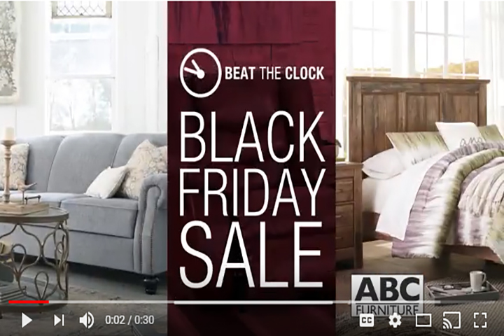 Black Friday - Beat the Clock