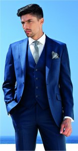 Tailored Grooms Suit