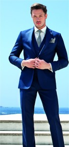 Tailored Groom Suits