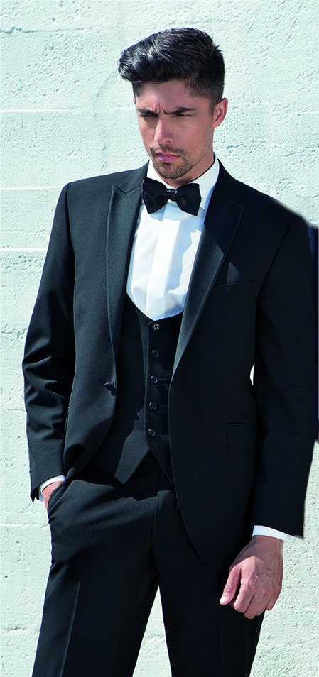 Slim Fit Tuxedo - Single Button - Dublin