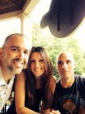 Freddy, Me, & Tim. My Bday 2014