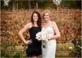Kathleen & I. Her Wedding. Oct 2015