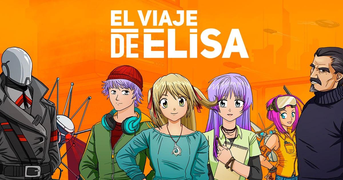 El viaje de Elisa, gametopia, indie game, tan grande y jugando