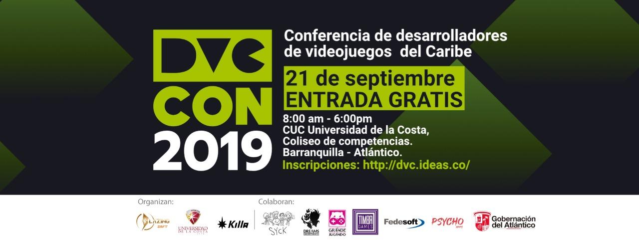 AVGS, Atlantico Videogame Summit, Blazin Soft, Gobernacion del Atlantico, tan grande y jugando, dvc,