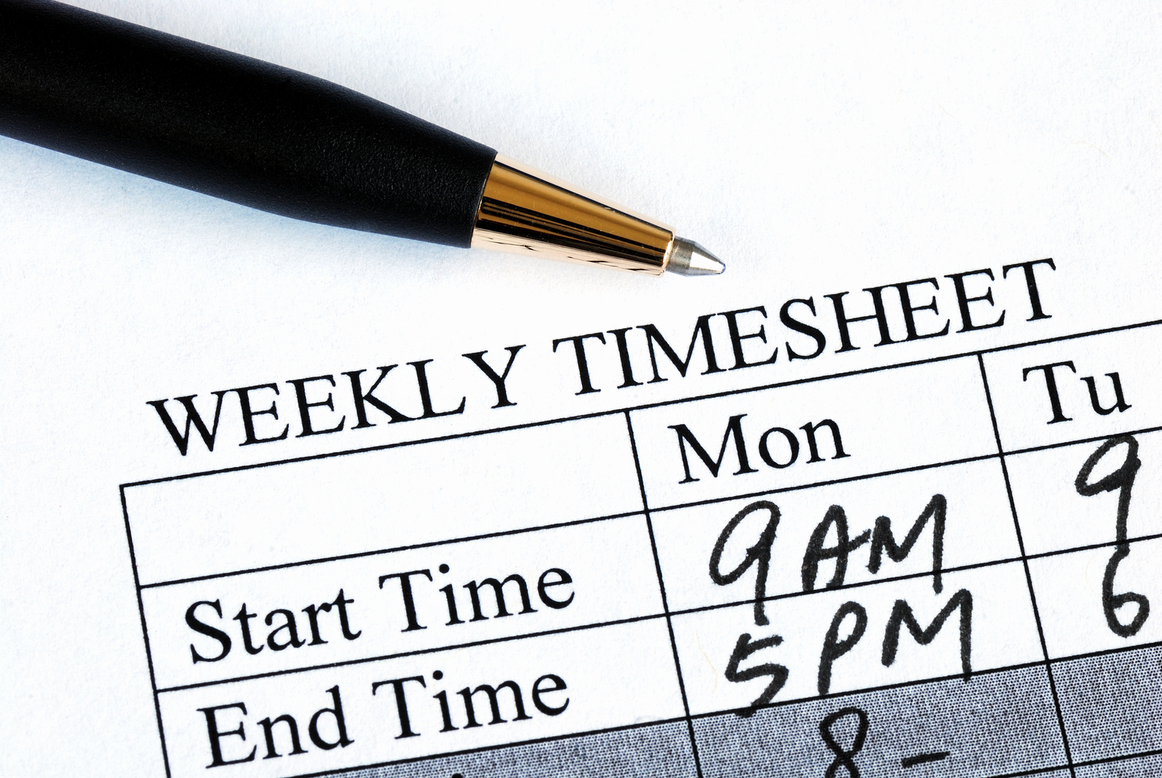 Best Timesheet App For Small Business Or Using Mobile