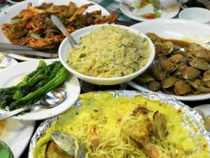 鯉魚門海鮮料理