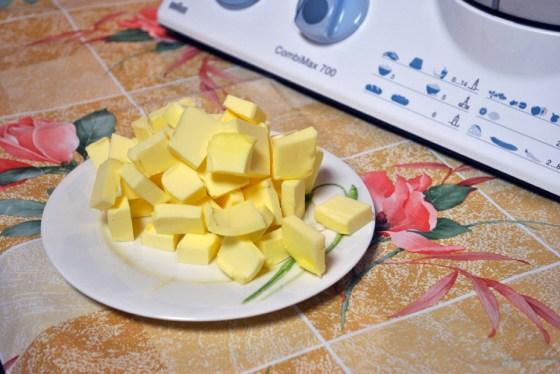 Chopped Butter