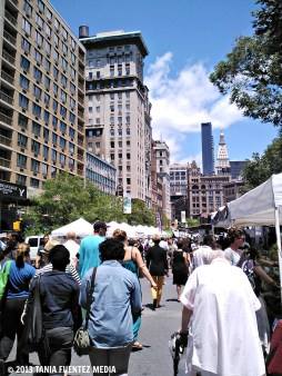 GREENMARKET AT UNION SQUARE, NYC