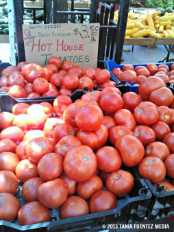 JERSEY HOT HOUSE TOMATOES