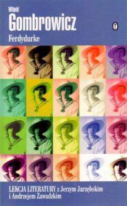 Ferdydurke 186x300 - Ferdydurke - Witold Gombrowicz