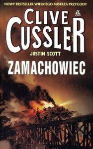Zamachowiec 187x300 - Zamachowiec - Clive Cussler, Justin Scott
