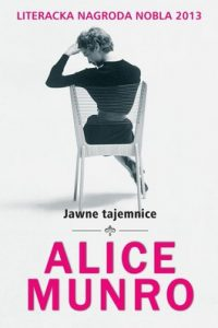 Jawne tajemnice 200x300 - Jawne tajemnice - Alice Munro