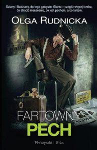 Fartowny pech 195x300 - Fartowny pech - Olga Rudnicka
