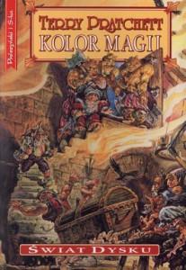 Kolor magii 207x300 - Kolor magii - Terry Pratchett