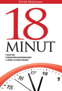 18 minut 206x300 - 18 minut - Peter Bregman