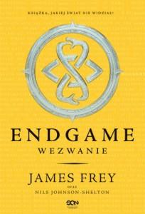 Endgame 204x300 - Endgame. Wezwanie - James Frey, Nils Johnson - Shelton