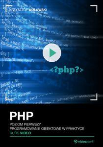PHP 210x300 - PHP. Kurs video. Poziom pierwszy. Programowanie obiektowe w praktyce