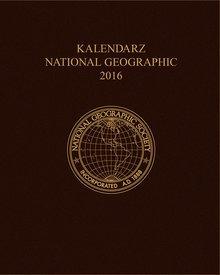 Kalendarz National Geographic 2016 - Kalendarz National Geographic 2016