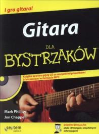 Gitara dla bystrzakow - Gitara dla bystrzaków Mark Phillips, Jon Chappell