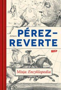 Misja Encyklopedia 206x300 - Misja: Encyklopedia  Arturo Perez-Reverte