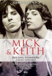 Mick i Keith 207x300 - Mick I Keith Rolling Stonesów Portret Podwójny Chris Salewicz