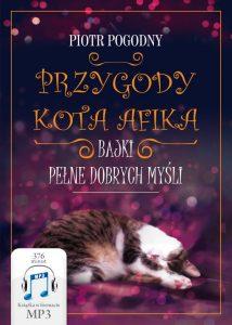 Przygody kota Afika 214x300 - Przygody kota Afika Piotr Pogodny