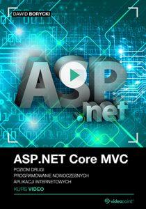 ASP.NET Core MVC 210x300 - ASP.NET Core MVC. Kurs video. Programowanie nowoczesnych aplikacji internetowych