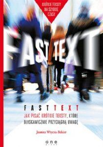 Fast text 210x300 - Fast text Joanna Wrycza-Bekier