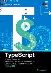 TypeScript 210x300 - TypeScript. Kurs video. Poziom pierwszy. Składnia, organizacja projektu, obiektowość i generyczność