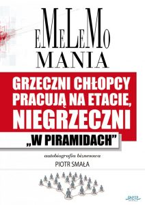 Emelemomania 212x300 - Emelemomania Piotr Smała