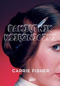 Pamietnik ksiezniczki 211x300 - Pamiętnik księżniczki Carrie Fisher