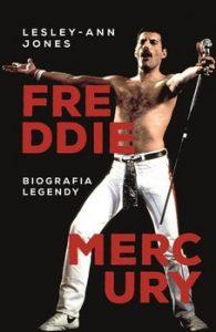 Freddie Mercury 195x300 - Freddie Mercury Biografia legendyJones Lesley-Ann