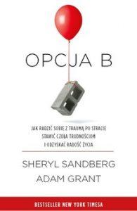 Opcja B 195x300 - Opcja B Adam Grant Sheryl Sandberg