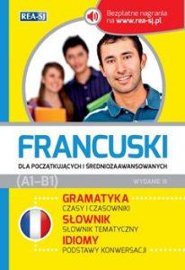 Francuski dla poczatkujacych i sredniozawansowanych 206x300 - Francuski dla początkujących i średniozaawansowanych